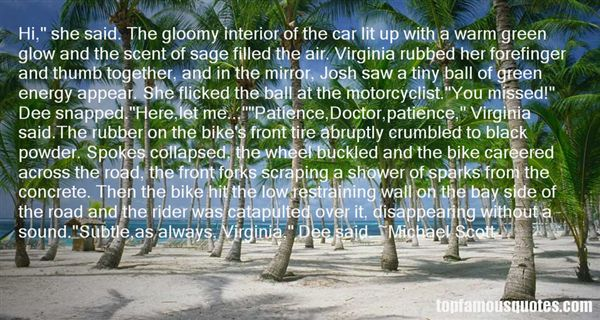 Quotes About Virginia
