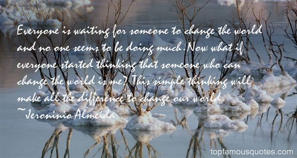 Quotes About Waiting For Change