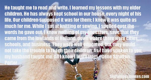 Quotes About Well Educated