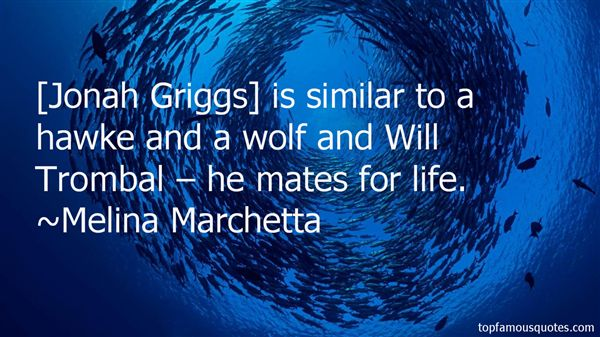Quotes About Wolf Mates
