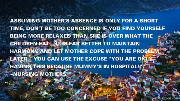 Quotes About Your Mummy