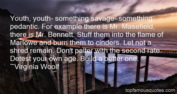 Quotes About Youth And Age