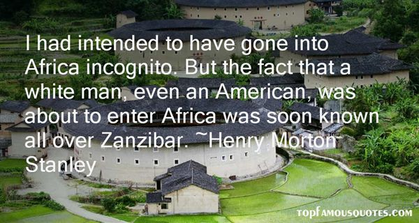 Quotes About Zanzibar