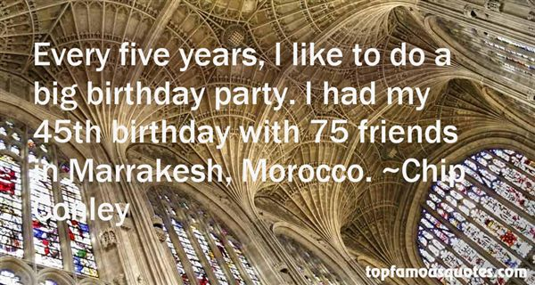 Quotes About 5th Birthday
