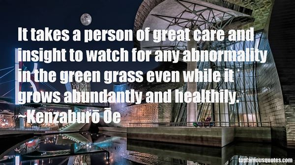 Quotes About Abnormality