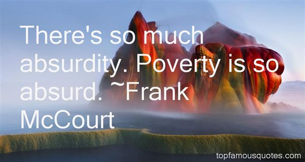 Quotes About Absurdity