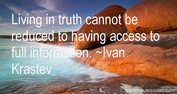 Quotes About Access