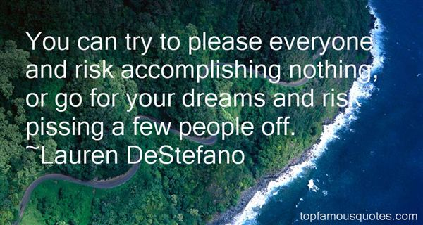 Quotes About Accomplishing Your Dreams