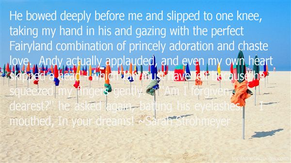 Quotes About Actual Dreams