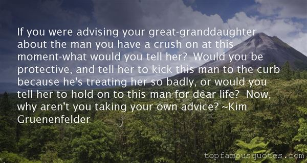 Advising Life Quotes: Best 6 Famous Quotes About Advising Life