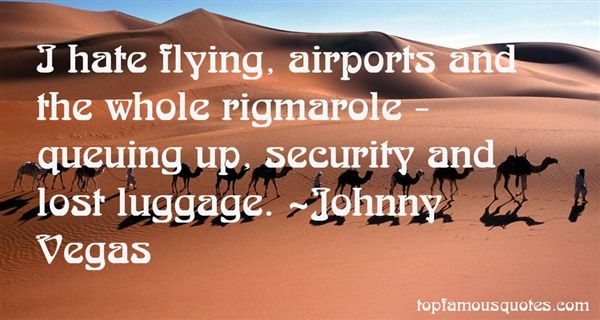 Quotes About Airport Security