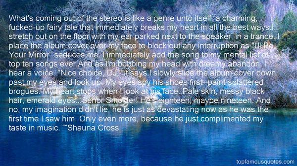 Quotes About Album Art
