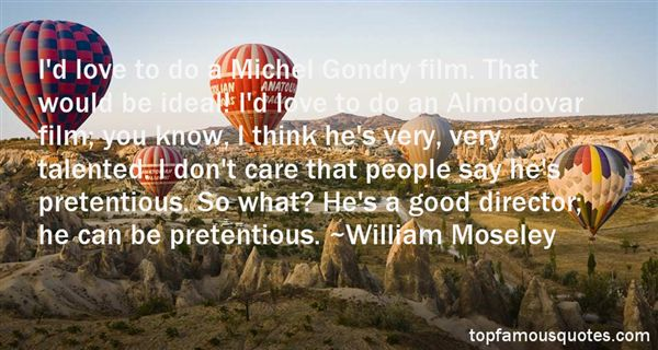 Quotes About Almodovar