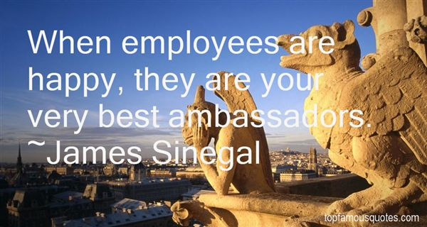 Quotes About Ambassadors