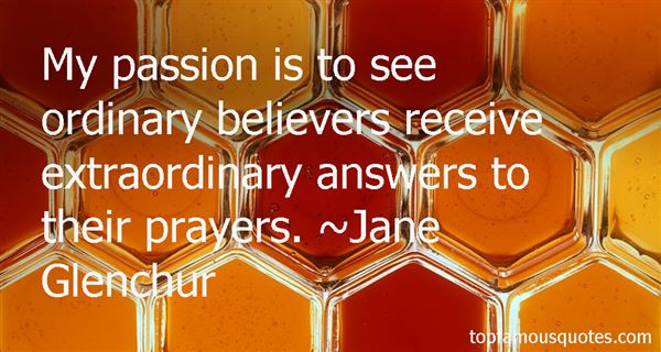 Quotes About Answers To Prayer