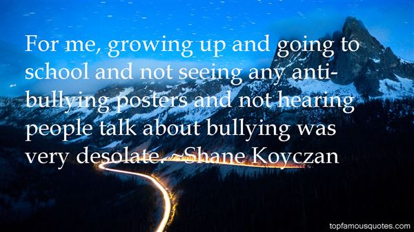 Quotes About Anti Bullying