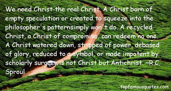 Quotes About Antichrist