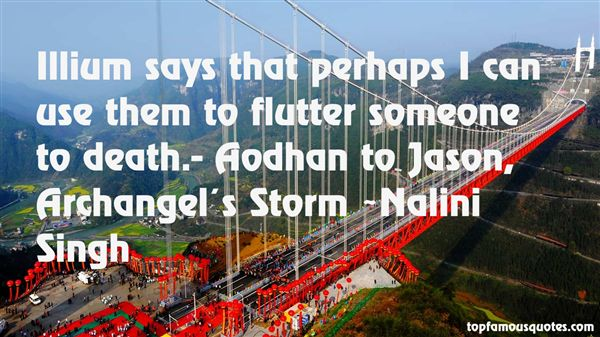 Quotes About Aodhan