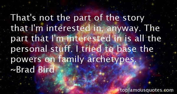 Quotes About Archetypes