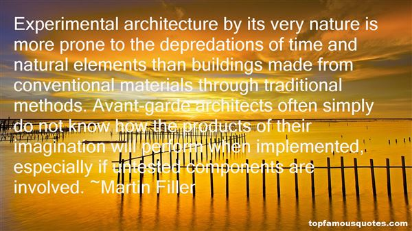 Quotes About Architecture By Architects