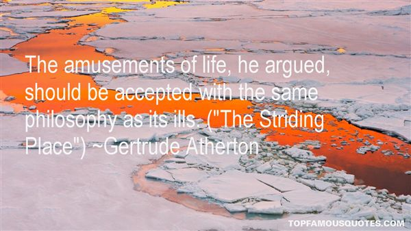 Quotes About Argued