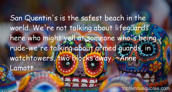 Quotes About Armed Guards