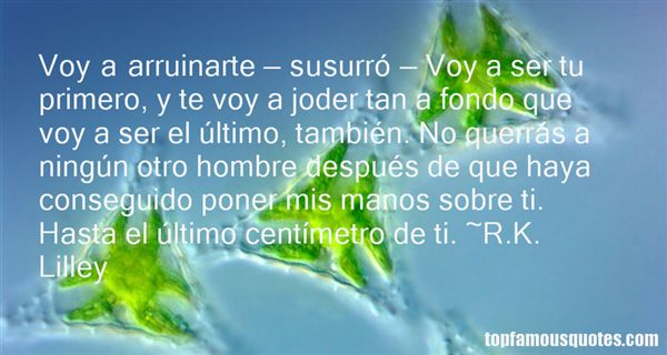 Quotes About Arruinar