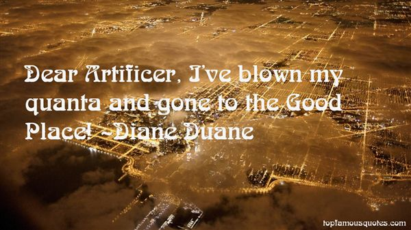 Quotes About Artifice