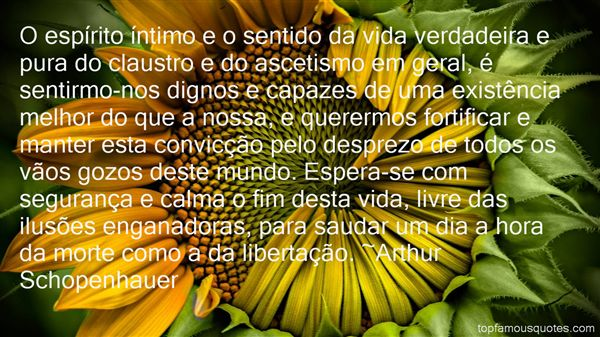 Quotes About Ascetismo