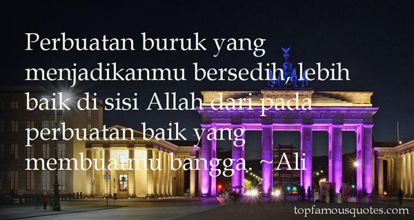 Quotes About Bangga