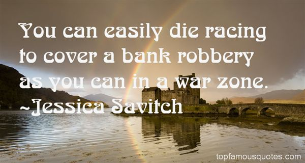 Quotes About Bank Robbery