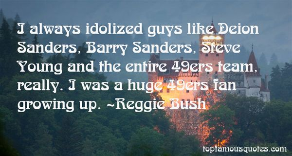 Quotes About Barry Sanders