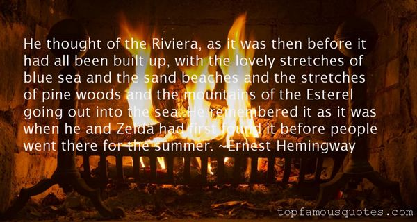 Quotes About Beaches And Summer