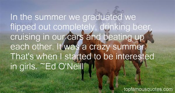 Quotes About Beer And Summer