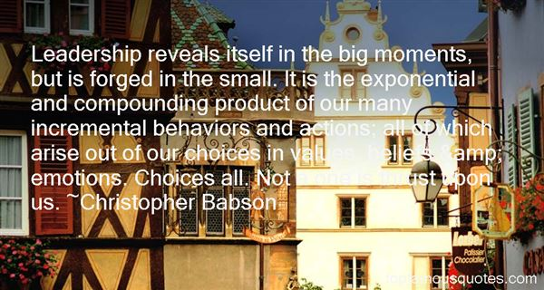 Quotes About Behavior And Beliefs