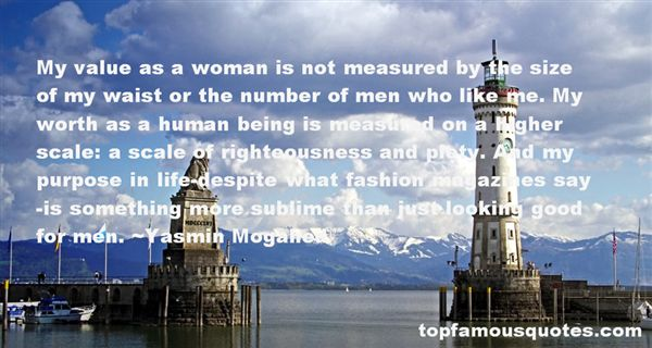 Quotes About Being Measured