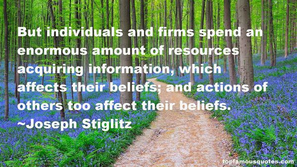 Quotes About Belief And Action