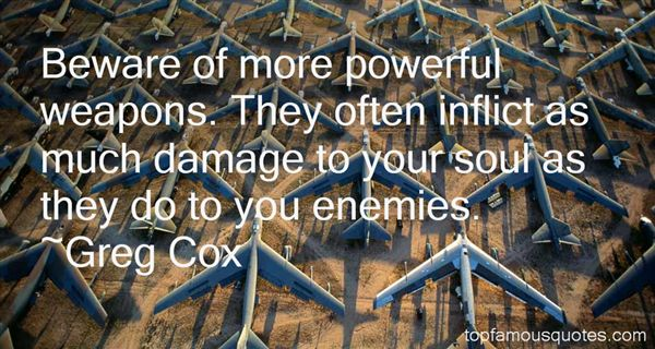 Quotes About Beware Of Enemies