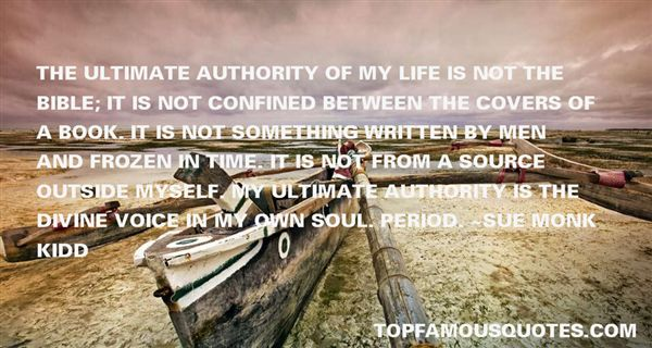 Quotes About Bible Authority