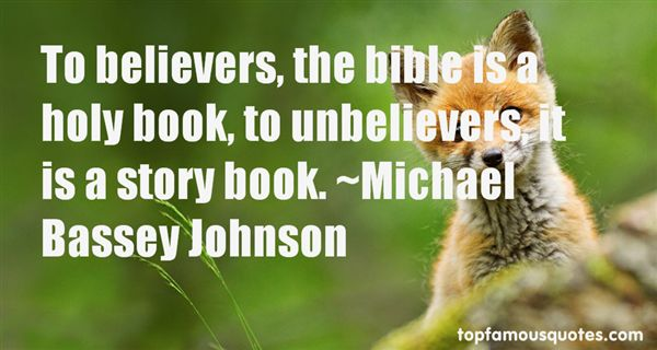 Quotes About Bible Believers