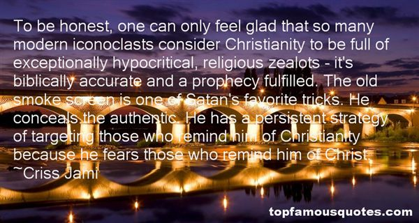 Quotes About Biblical Prophecy