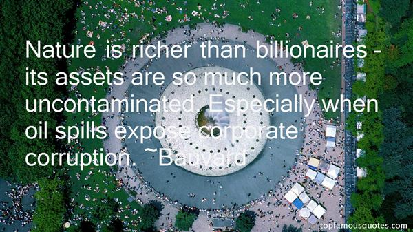 Quotes About Billionaires