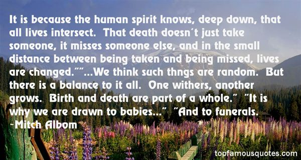 Quotes About Birth And Death