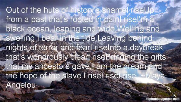 Quotes About Black Ancestors