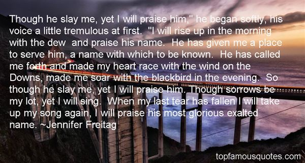 Quotes About Blackbird
