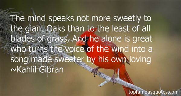 Quotes About Blades Of Grass