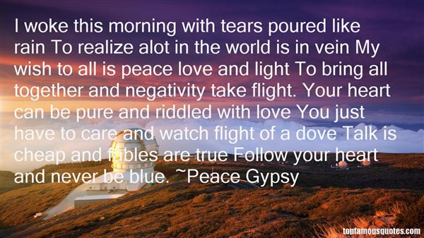 Quotes About Blue