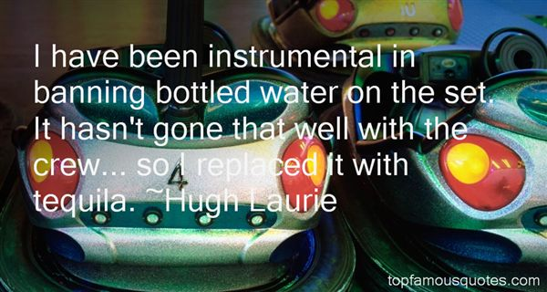 Quotes About Bottled Water