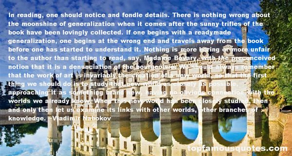Quotes About Bovary
