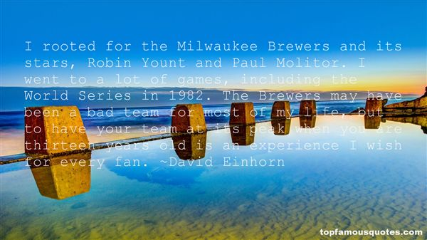 Quotes About Brewer
